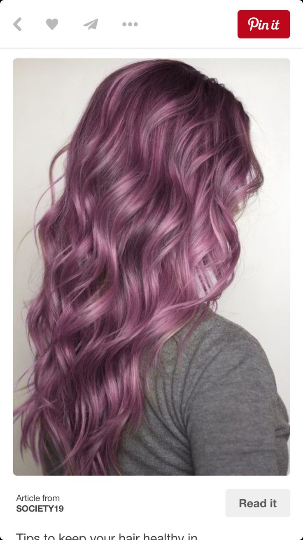 best hair stuff images on pinterest colourful hair hair color