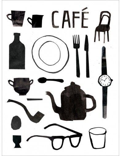 Café | Louise Lockhart