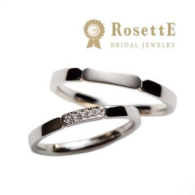GROVE〜木立ち〜(結婚指輪) ID4629   RosettE   マイナビウエディング
