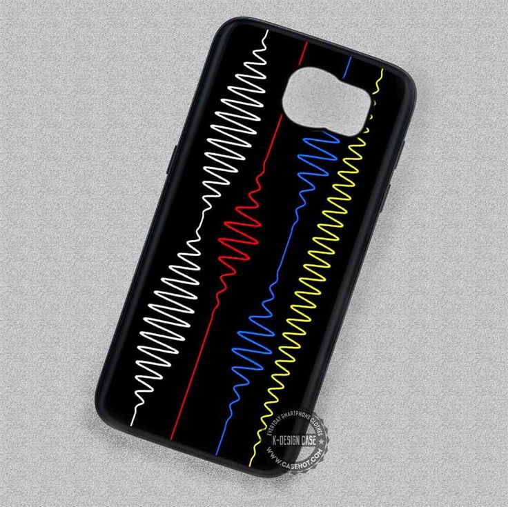 Sound Vibration Colors Arctic Monkeys - Samsung Galaxy S7 S6 S5 Note 7 Cases & Covers
