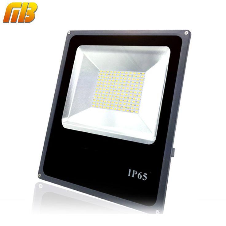 Projektor LED Reflektor Odkryty SMD LED 10 W 20 W 30 W 50 W 90 W 230 V IP65 Wodoodporna LED Spotlight Dla Garażu Ogród Plac