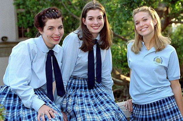 """The Cast of """"The Princess Diaries"""": Then and Now  - Seventeen.com"""