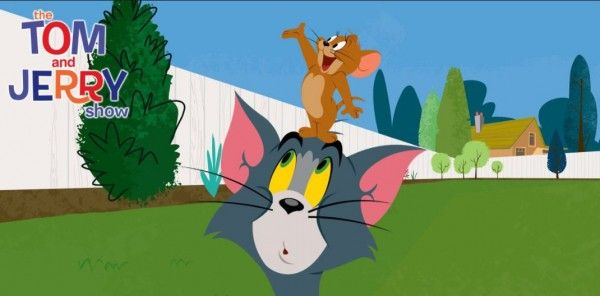 Tom And Jerry Movie Chloe Moretz Tom And Jerry Tom And Jerry Movies Tom And Jerry Show