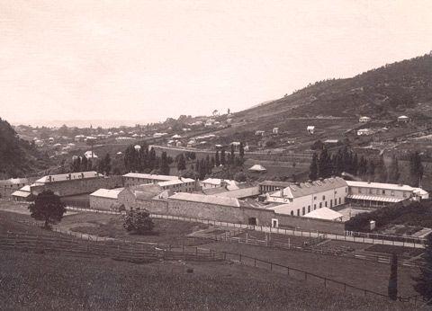 Cascades Female Factory in Hobart