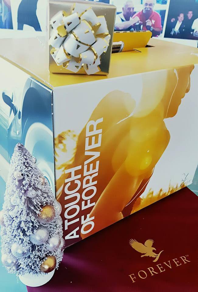 Megérkeztek az új Forever dobozok!