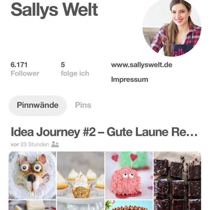 """7,019 Likes, 54 Comments - Sally (offizielle Seite) (@sallystortenwelt) on Instagram: """"Hallo meine lieben. Seit kurzem findet ihr mich auch auf Pinterest. Dort pinne ich meine Rezepte…"""""""