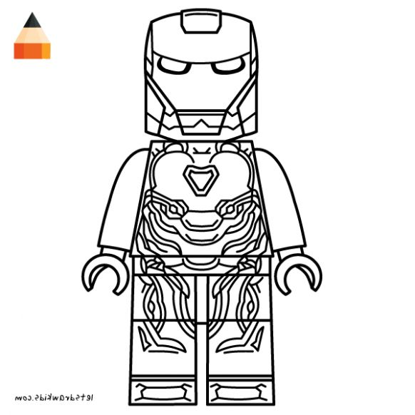 20 Things That Happen When You Are In Iron Man Lego ...