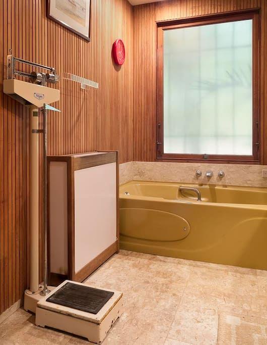 Suite Roi Salomon -  towels heater and bath tub - aquecedor de toalhas e banheira