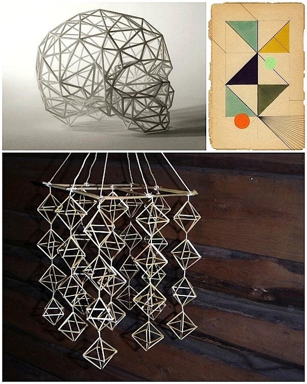 Suma de cuadrilateros geometry pinterest for Polygon produktdesign