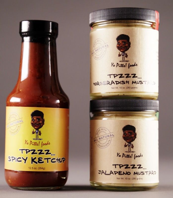 Yo Pitts! Foods artisan condiments giveaway - 7 winners!