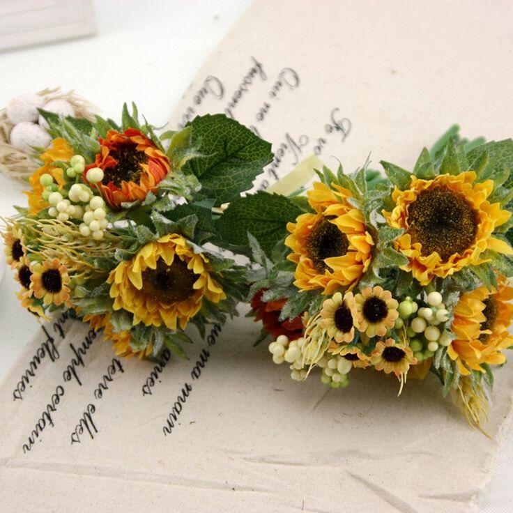 Sonnenblumen-blumenstrauß-hochzeit-blumen-brautsträuße-brautjungfer-blumenstrau&szlig (737×738)
