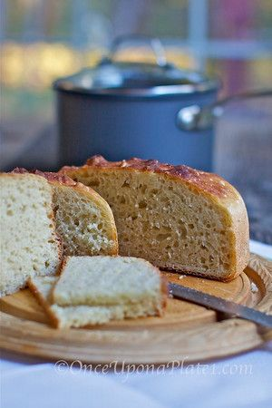 Once Upon a Plate The Recipes: Jacques Pepin's Easy One-Pot Bread