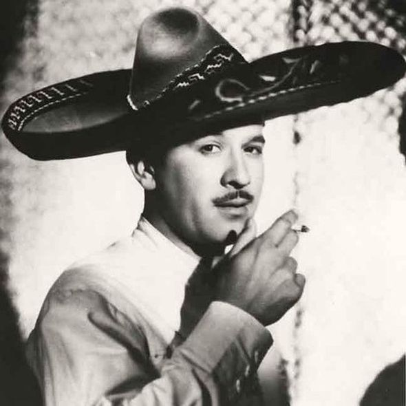 """""""¿Está trompuda o quiere beso?"""" One of my favorite Pedro Infante lines. Pedro Infante also known as """"El ídolo de Mexico"""" (Mexico's idol) is a singer, actor and icon loved and celebrated like no other. We've laughed, we've cried and we've fallen in love, a"""