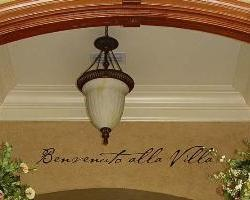 Tuscan Decorating ideas - Tuscany decor (see style guide link)