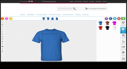 Best 25 t shirt design software ideas on pinterest top for Custom t shirt software