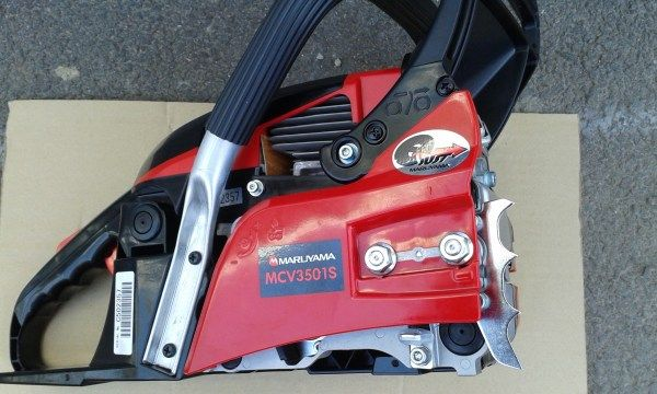 Capac sina ghidaj motoferastrau Maruyama MCV3501S.