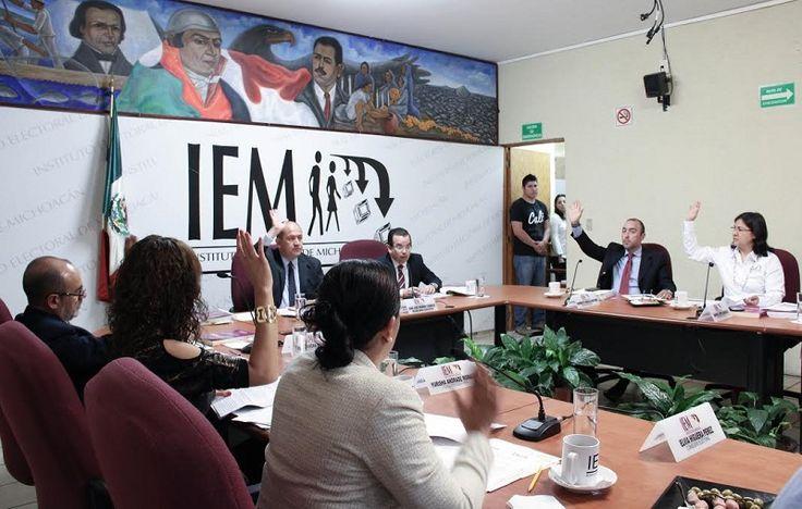 La intención es dar certeza a los resultados de las elecciones extraordinarias en el municipio de Sahuayo y el Distrito XII con cabecera en Hidalgo – Morelia, Michoacán, 13 de ...