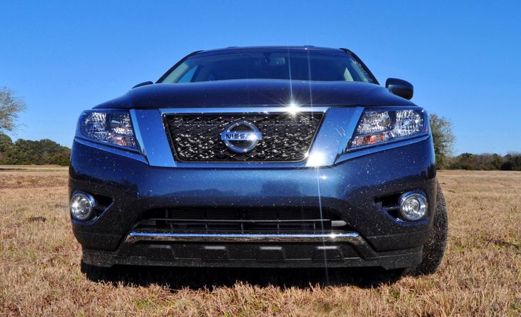 2015 Nissan Pathfinder SV 4WD Review