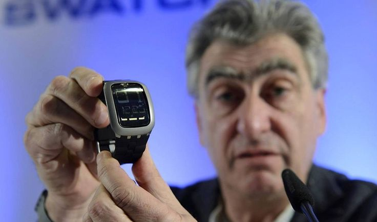 Swatch Smartwatch Coming In August | NextPowerUp