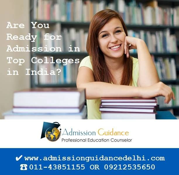 Are You Ready for Admission in Top Colleges in India?🗞 🎯 Need Help With College  Admission? Get Admissions information that's Just Right for you.