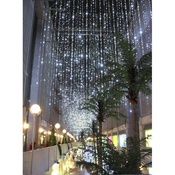 100 Led Wide Angle Lights Icicle Light Curtains Led Curtain Lights Curtain Lights Icicle Lights