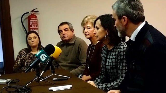 Agraciados en la loteria de Reyes en Monforte, se mueven para crear una Fundación de Ayuda social y laboral en el Valle de Lemos