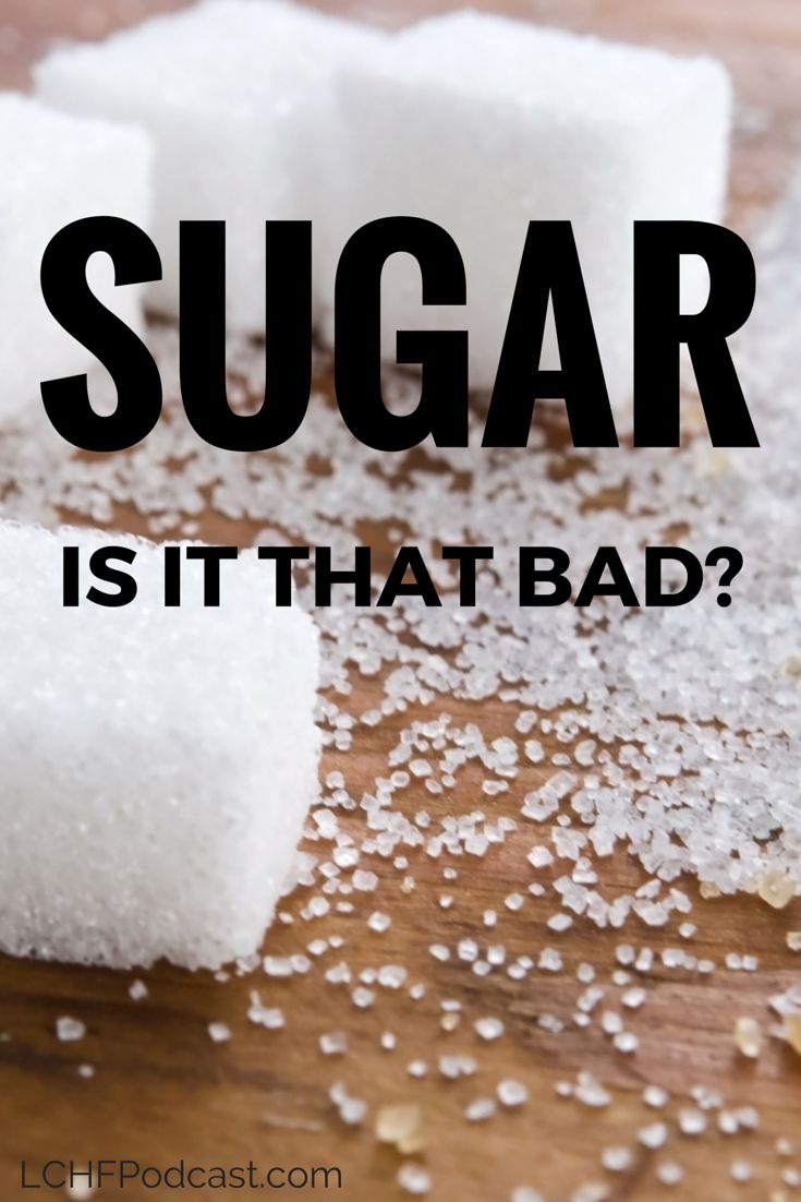 Fashion style How bad is really sugar for girls