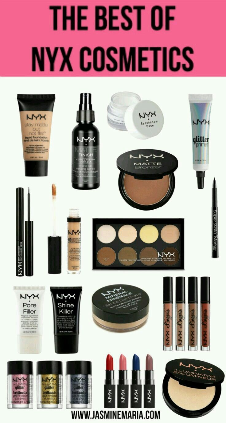 Heard a lot about NYX and never tried the brand? This might just help you out if, like me, you want a new brand to try.