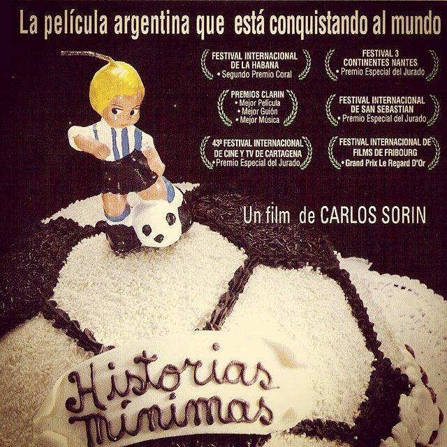 """Em """"Histórias mínimas"""" de grande importância, com seu jeito peculiar de contar histórias o cinema argentino não se cansa de despertar em nós emoções que esquecemos, somente por serem cotidianas e não por serem menores."""