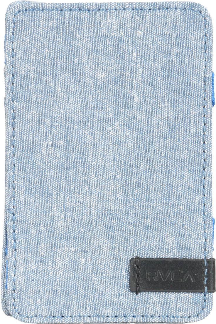 RVCA Magic Wallet III