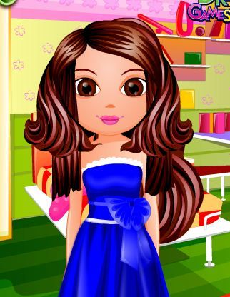 Play new game Dora Haircut for free online at our website Babygamesbaby.com. In this game, you will help Dora to have a new look. In the first game, you will make a hairdo for her! Then give her a nice makeup. At the end dress up her with nice clothes and do not forget accessories. Play game Dora haircut and have fun.