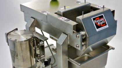 Pressed Right Hydraulic Juice Cold Press B U E L L E R