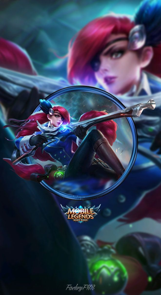 Marvelous Wallpaper Phone Lesley Sniper By FachriFHR.deviantart.com On @DeviantArt