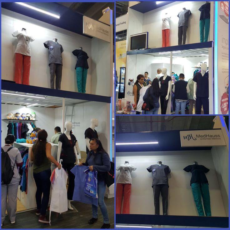 Así arrancó nuestro primer día en EXPO AMIC, te esperamos en muestro stand con increíbles promociones. ¡Visítanos!  #AMIC #vistebien #expo #WTC