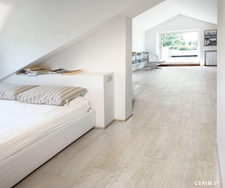 Cerim Wood Essence Timber White Floor Tiles Via Linnenbecker