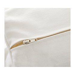 IKEA - EKTORP, 3er-Sofa, Vittaryd weiß, , Sitzpolster mit Kaltschaum und Polyesterfaserwattierung stützen angenehm und nehmen die ursprüngliche Form nach dem Aufstehen schnell wieder an.Rückenpolster aus Polyesterfasern: sanfte Rückenstütze; rundum bezogen für längere Lebensdauer.Leicht sauber zu halten - der abnehmbare Bezug kann in der Maschine gewaschen werden.Dank der großen Auswahl an abgestimmten Bezügen lassen sich Polstermöbel ganz einfach öfter neu gestalten.Inklusive 10 Jahre…