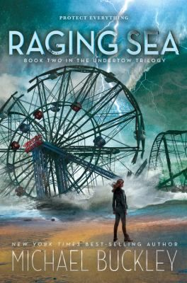 Raging Sea Undertow Trilogy Book 2 By Michael Buckley Lyric Walker Was There