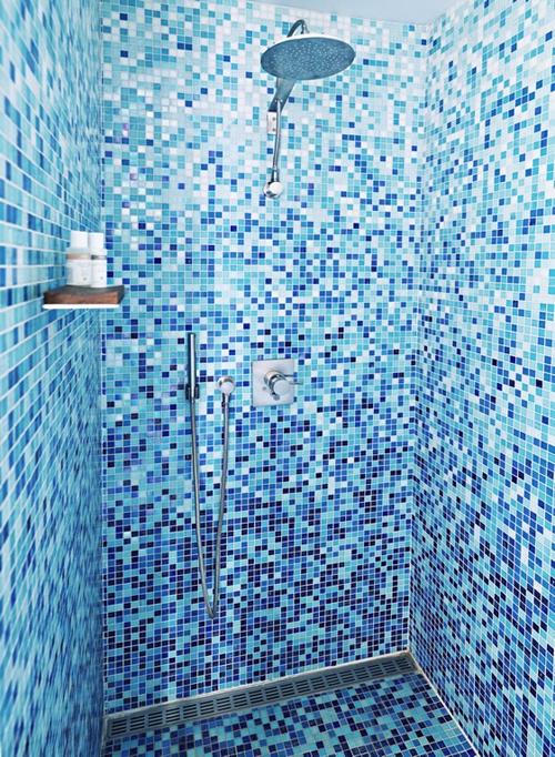 Merchant House by Soren Rose: So much blueness. @Elizabeth Silbermann This reminds me of diving. #Soren_Rose