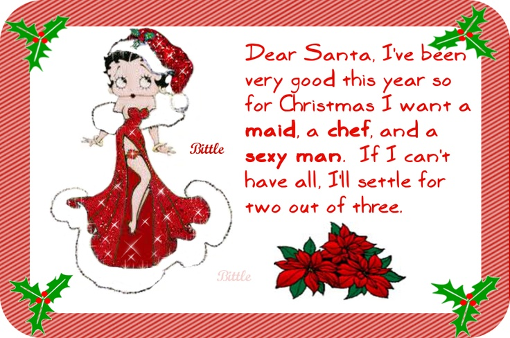 Dear Santa letter Christmas Funnies, Quotes, Pictures