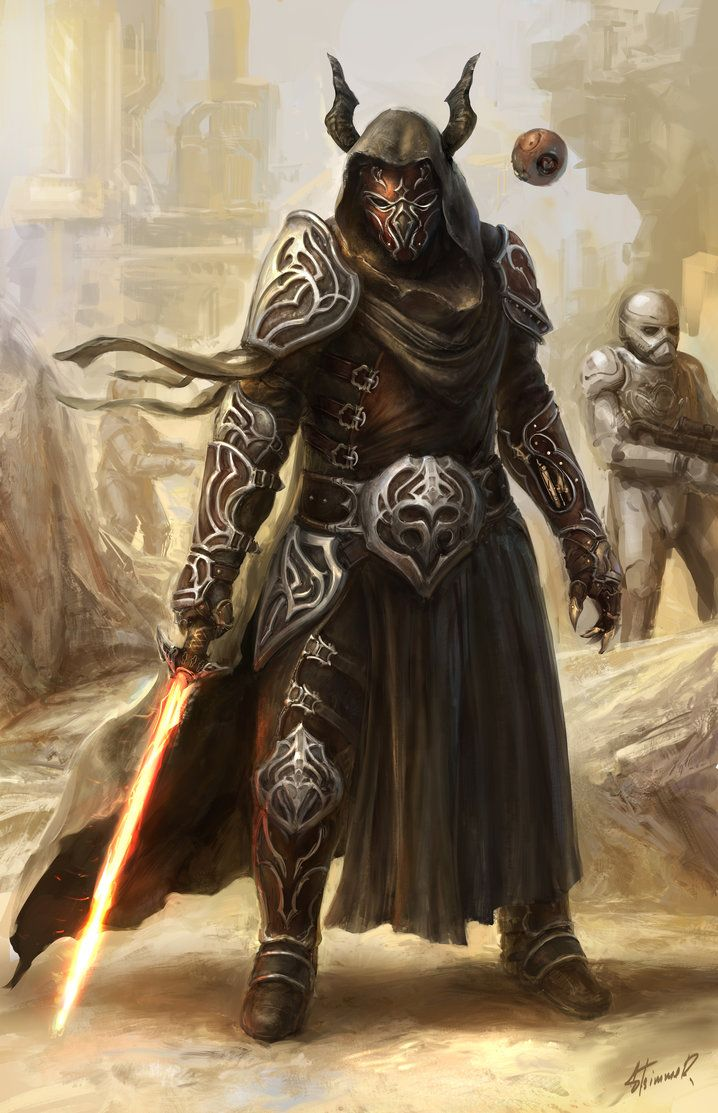 Dark Sith by TsimmerS                                                                                                                                                                                 Más