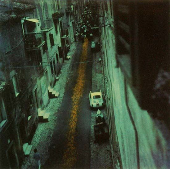 Philosophy & Film: Andrei Tarkovsky: Still Time on Polaroids