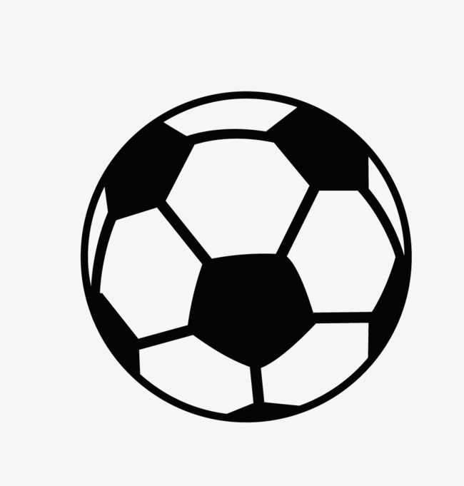 Cartoon Black And White Football Logo Football Clipart Logo Clipart Cartoon Png Transparent Clipart Image And Psd File For Free Download Black And White Football Football Logo Football