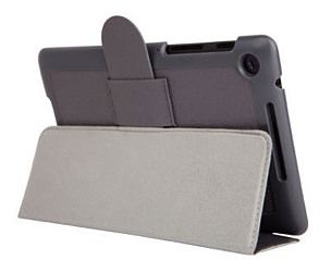"STM Cape for Google Nexus 7 (Grey) Sleek, lightweight design and front flap protect your Nexus 7"" tablet. Wrapped in durable water resistant..."