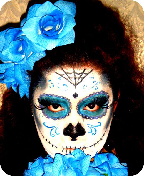 23 Best Images About Day Of The Dead On Pinterest