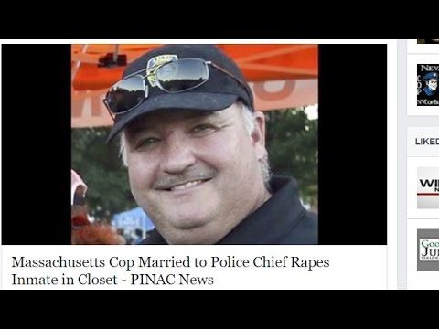 CORRUPT MALE Cop Married to Police Chief WITH KIDS, Rapes MALE Inmate in...