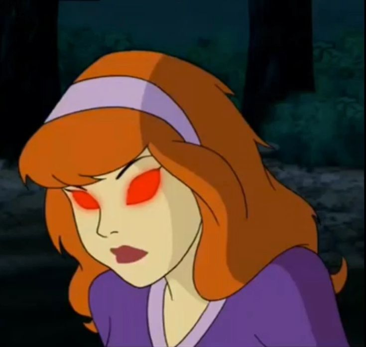 Evil daphne from what 39 s new scooby doo episode a scooby - Scooby doo daphne ...