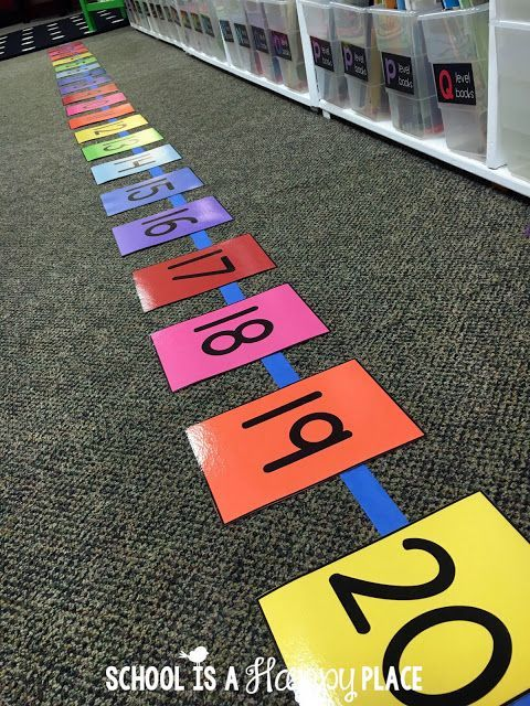 Free Number Line Activities Your Students Will Love   School Is a Happy Place   Bloglovin'