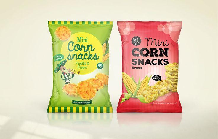 Alterego ontwikkelde dit verpakkingsontwerp van gezonde, verantwoorde snacks als concept voor de internationale markt. Wilt u meer informatie over onze package design? Kijk dan op de website: http://www.alteregomarketing.com/mini-corn-snacks.html