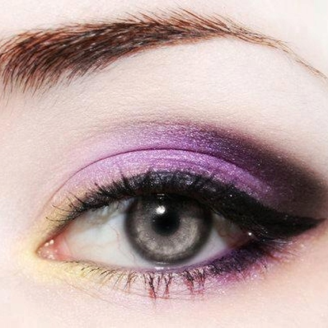 Purple Makeup For Hooded Eyes Saubhaya Makeup