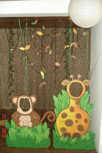 Mono jirafa